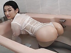 Azumi Miz hot tube - gratis japan porno